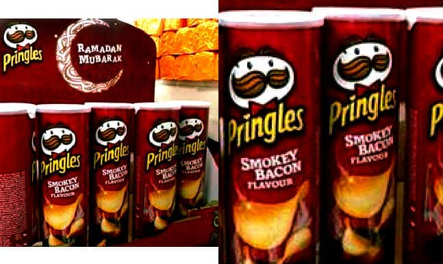 Ramadan Pork-flavoured Pringles? Tesco apologises for being culturally insensitive