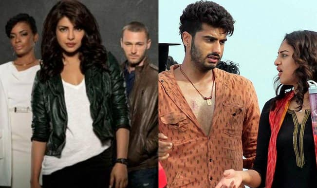 Priyanka Chopra in Quantico Season 2; Arjun Kapoor and Sonakshi Sinha split up!