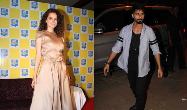 IIFA Awards 2015: Queen, Haider sizzle as Kangana Ranaut, Shahid Kapoor bag acting awards