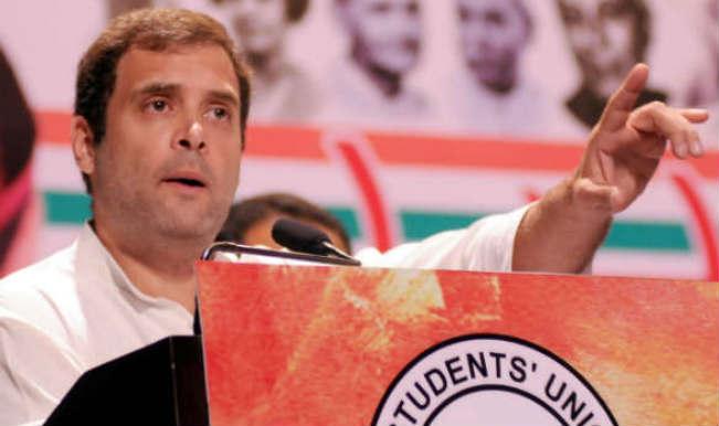 छत्तीसगढ़ : राहुल गांधी के हस्तक्षेप बाद अजित जोगी को मंच पर जगह मिली