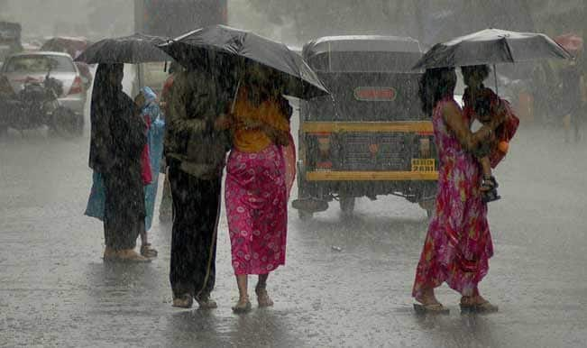 Mumbai rains: Water-logging in low lying areas; local trains running late, some schools declare holiday