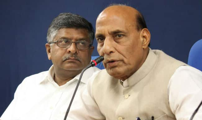 Rajnath Singh to review security of Amarnath Yatra