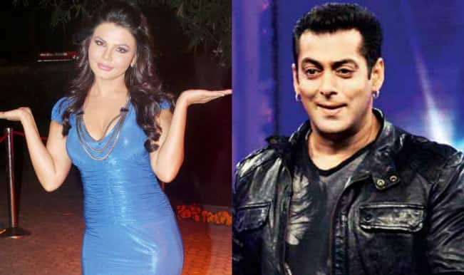 Salman Khan dragged into 2002 hit-and-run case for money says Rakhi Sawant!