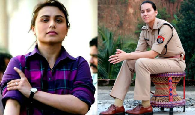 Meet IPS officer Sanjukta Parashar- the real life Mardaani!