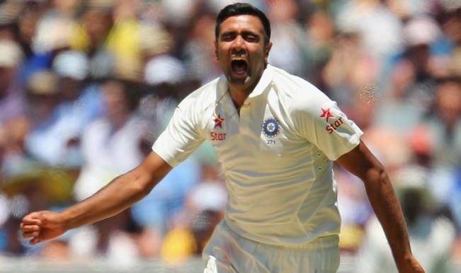 आईसीसी रैंकिंग :  रविचंद्रन अश्विन को 2 स्थान का फायदा