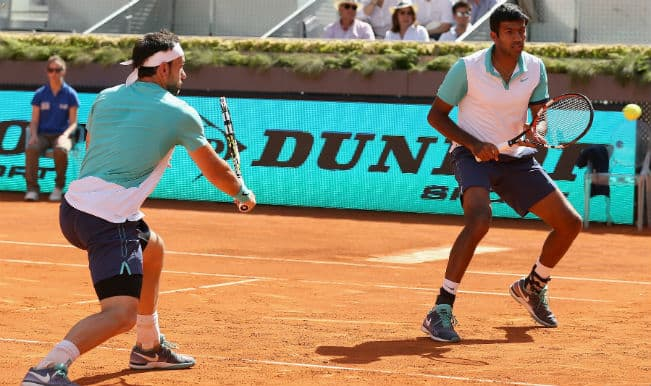 Rohan Bopanna-Florin Mergea pair enters French Open quarters