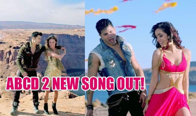 ABCD 2 song Hold My Hand: Varun Dhawan romances Shraddha Kapoor & Lauren Gottlieb in the newly released track