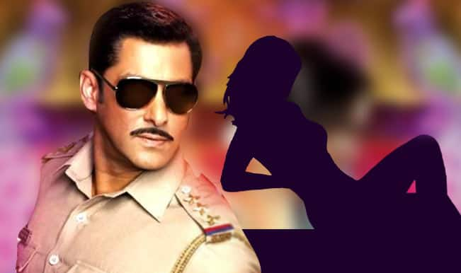 Salman Khan's Dabangg 2 actress caught in Goa prostitution racket?