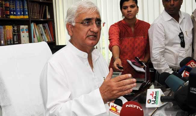Salman Khurshid: Government has not made its foreign policy clear