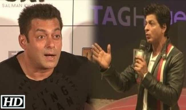 Salman Khan's Sultan vs Shah Rukh Khan's Raees: SRK reacts on Eid 2016 clash with Salman! (Video)