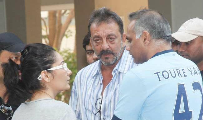 Sanjay Dutt files for 30-day parole again!