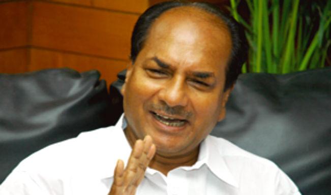 BJP wearing a 'mask', CPI(M) Rip Van Winkle, says A K Antony