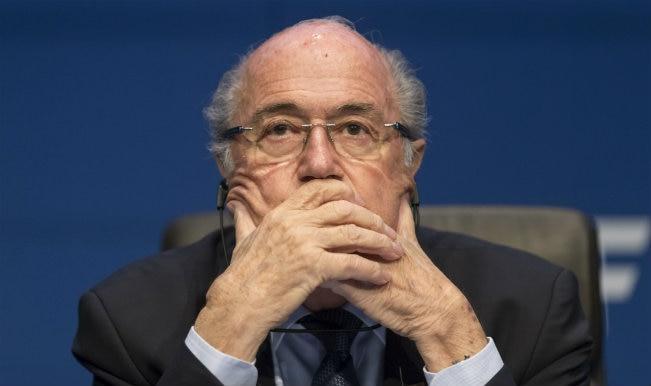 Sepp Blatter's surprise resignation makes football world divisive