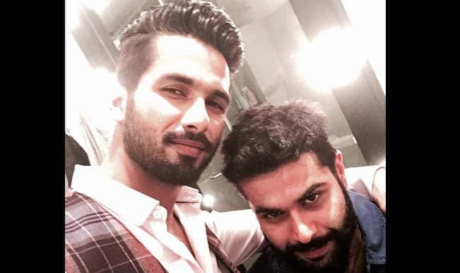 Shahid Kapoor to be styled by friend cum designer Kunal Rawal