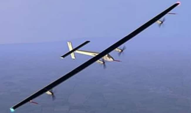 Solar plane to not leave Japan till mid-June
