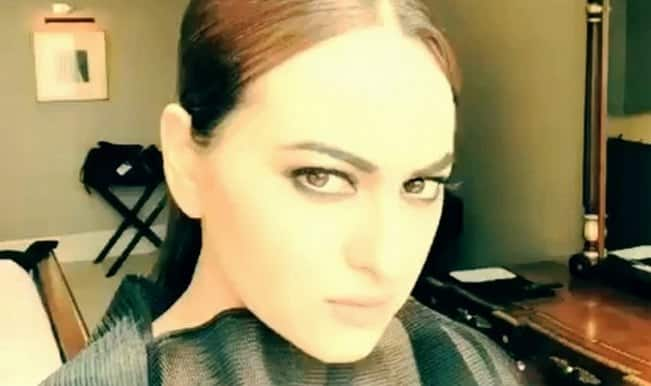IIFA Awards 2015: Sonakshi Sinha does crazy Johnny Bravo Dubsmash!
