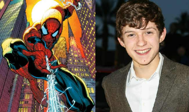 Tom Holland to play Peter Parker in new Spider-man movie!