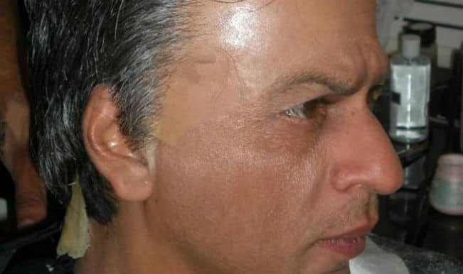 Shah Rukh Khan goes bald! Viral WhatsApp message has pic of SRK as an oldie