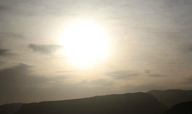 उत्तर प्रदेश में तापमान बढ़ा