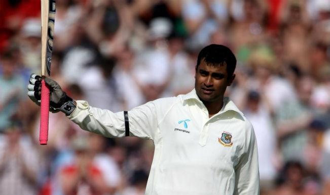 टेस्ट में बांग्लादेश की ओर से सबसे ज्यादा रन बनानेवाले बल्लेबाज बने तमीम इकबाल