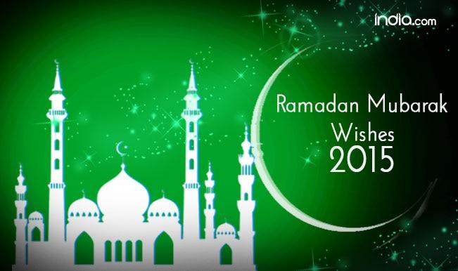 Ramadan mubarak 2015 best ramadan sms whatsapp facebook messages ramadan mubarak 2015 best ramadan sms whatsapp facebook messages to wish happy ramadan m4hsunfo