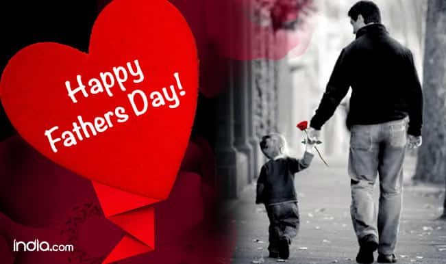 Happy Father's Day 2015: Best SMS, WhatsApp & Facebook