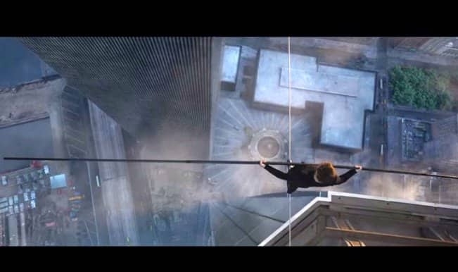 THE WALK Trailer: This rope walk between Twin Towers will give you the jitters!