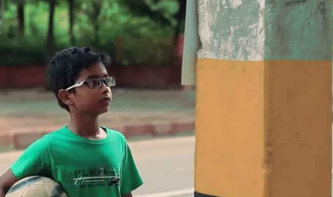 This kid does something that will open your eyes: Watch Video