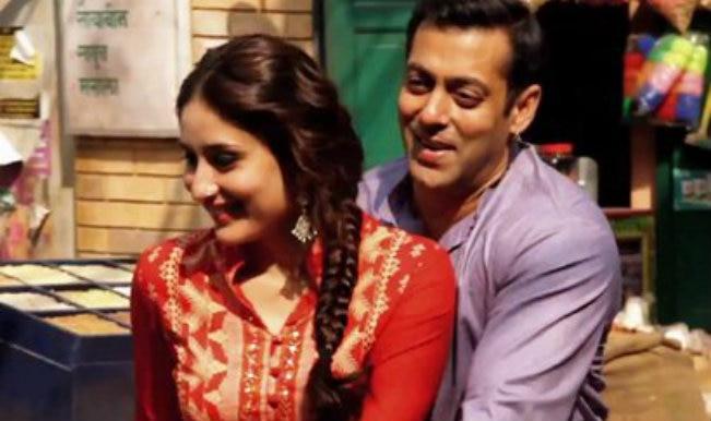 Bajrangi Bhaijaan song Tu Chahiye: Salman Khan & Kareena Kapoor Khan's cute romance will make you go aww!