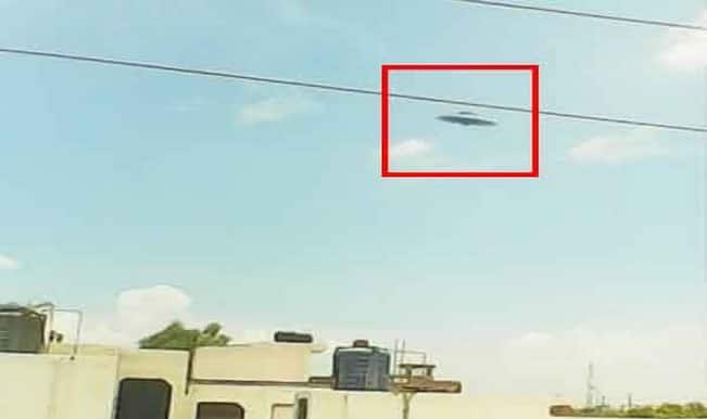Kanpur India  City new picture : Spotted! UFO in India: Kanpur boy claims to have captured unidentified ...