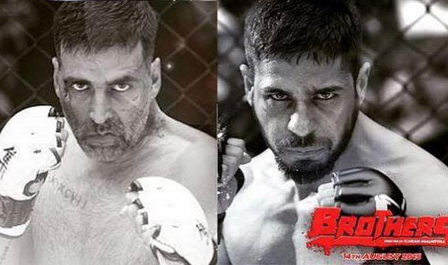Brothers: Akshay Kumar or Sidharth Malhotra – who looks deadlier?