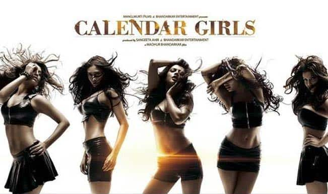 Calendar Girls: Madhur Bhandarkar unveils the first look of his next! (Guess who these glam gals are!)