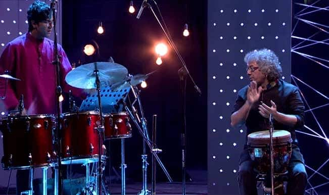 Taufiq Qureshi performs with son son Shikhar Naad: Don't miss this #LifeIsMusic treat!