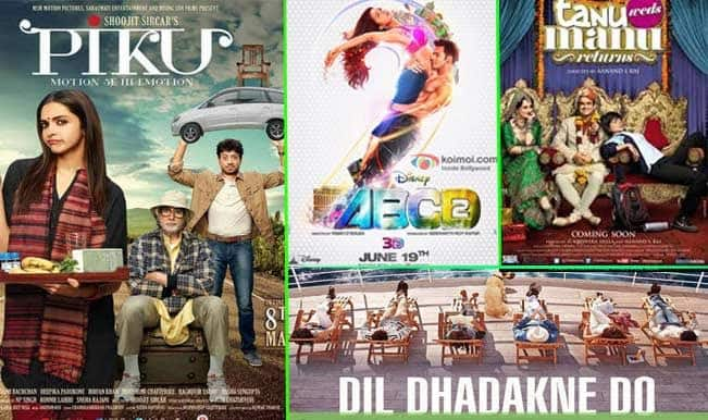 Mid-year review: TOP 5 Bollywood movies of 2015-Tell us which is your favourite film?