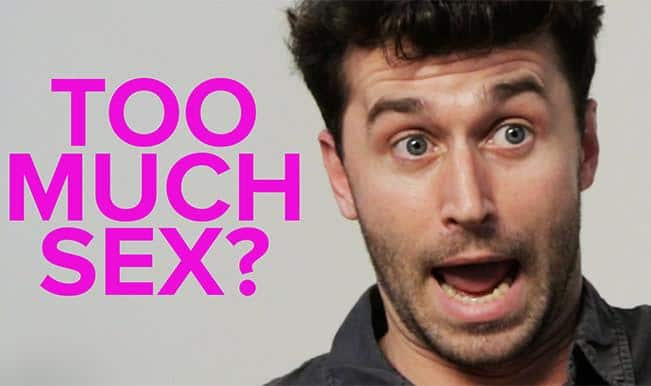 Want to be a Porn Star like James Deen? Think again! (Watch video!)