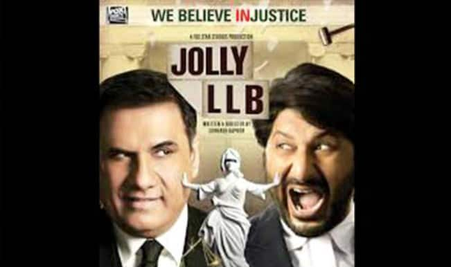Arshad Warsi starrer Jolly LLB to be remade in Tamil