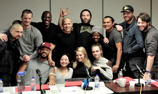 Suicide Squad to have therapist on sets