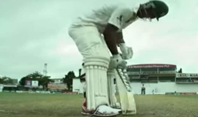 Pakistan vs Sri Lanka 2015: Watch courageous Wahab Riaz bat with broken hand