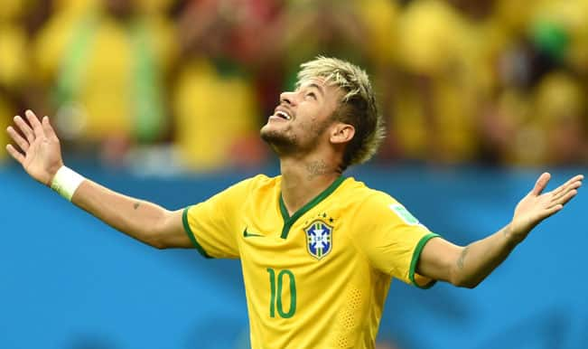 Neymar at incredible level: James Rodriguez