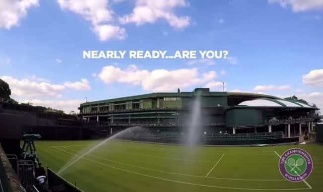 Wimbledon 2015: We're ready for The Championships, are you? Watch the best backstage moments!