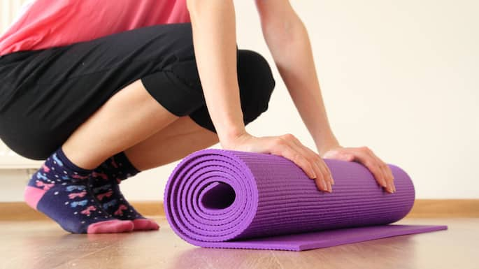 5 Things You Should Know Before Buying A Yoga Mat