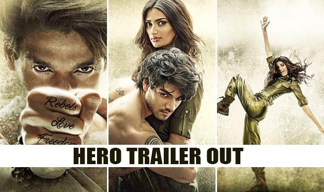 Hero trailer: Sooraj Pancholi and Athiya Shetty; the next hit jodi of Bollywood!