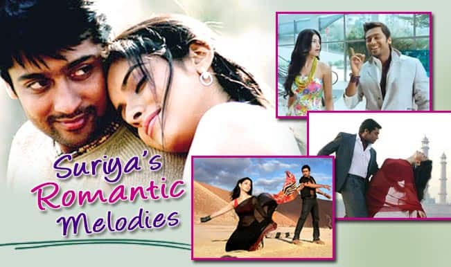 suriya birthday special top 10 romantic melodies of tamil film industry heartthrob