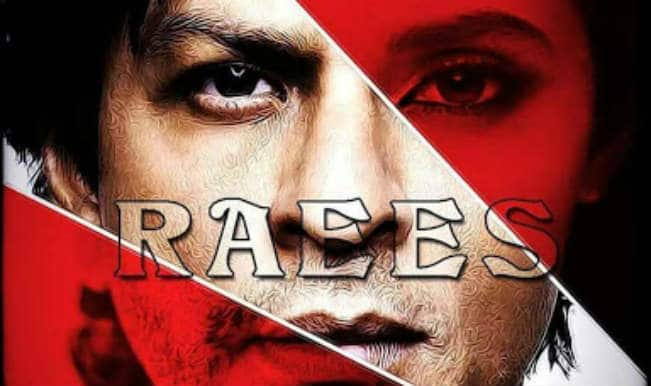 Shah Rukh Khan's Raees teaser to release tonight