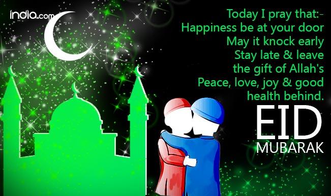 Eid Mubarak 2015: Best Eid Mubarak SMS, WhatsApp