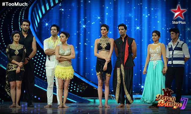 Nach Baliye 7: View exclusive pictures of the grand Semi Final episode!