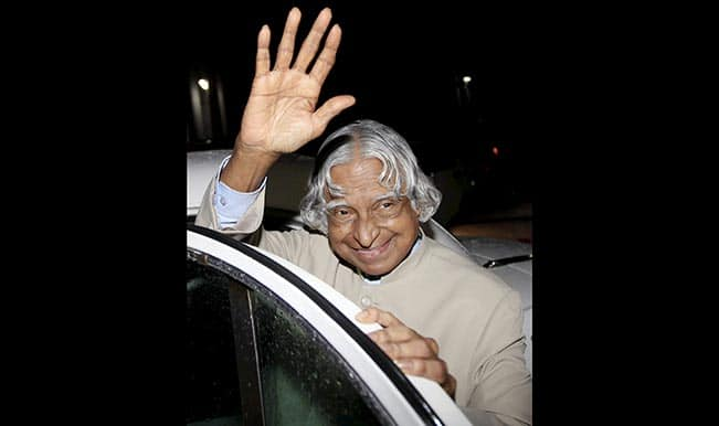 APJ Abdul Kalam had planned a surprise assignment for IIM Shillong students