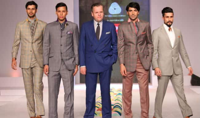 Indian designer Suket Dhir wins international fashion prize