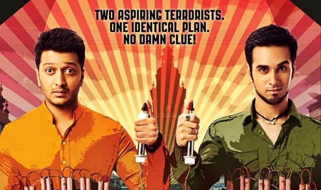 Bangistan new video: Osama Bin Laden Vs Saddam Hussein–Riteish Deshmukh and Pulkit Samrat's rap is hilarious!