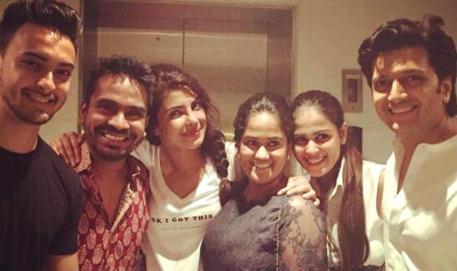 Priyanka Chopra Birthday Pictures: Surprise 33rd B'day party with Kangana Ranaut, Ranveer Singh & Arjun Kapoor
